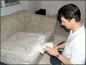 Services - sofa